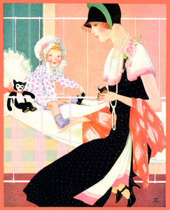 Image by Miriam Story Hurford - 1928