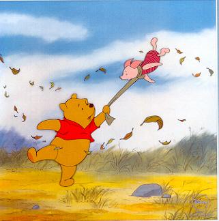 Disney Image of Pooh & Piglet